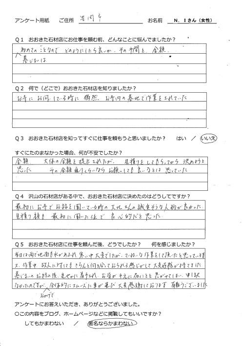 2015-11 一日市河崎家撤去(中西さん)