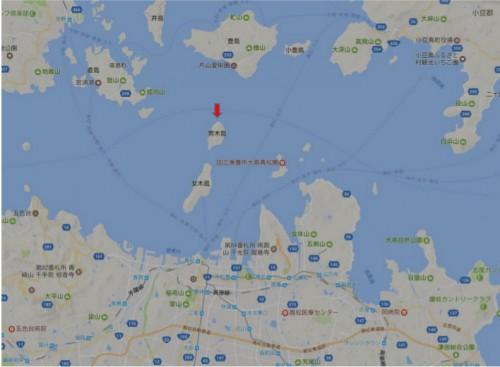 瀬戸内海地図01