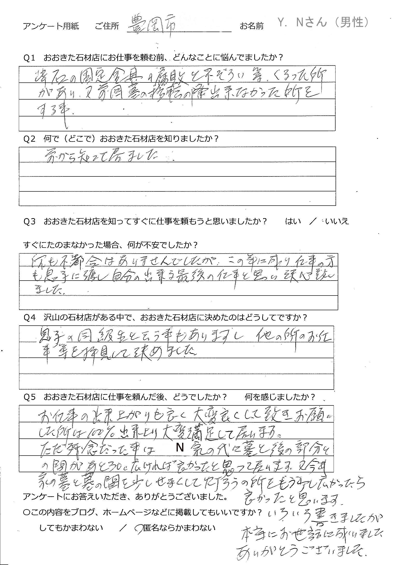 西垣幸弘さま2